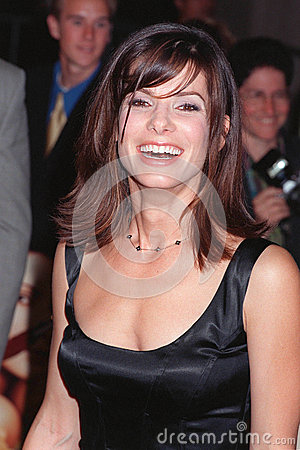 Sandra Bullock Editorial Stock Image
