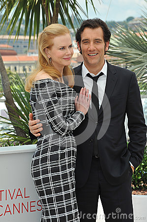 Nicole Kidman & Clive Owen Editorial Photography