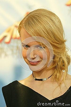 Nicole Kidman Editorial Image