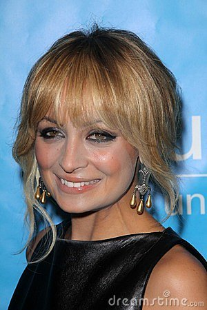Nicole Richie Editorial Photo
