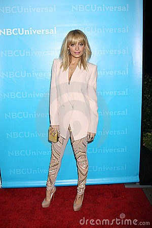 Nicole Richie Editorial Stock Image