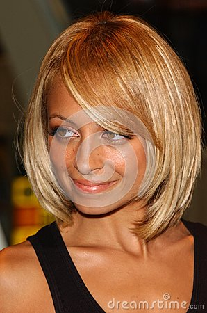Nicole Richie Royalty Free Stock Photography - Image: 26885737