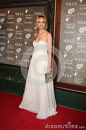 Nicole Richie Editorial Photo