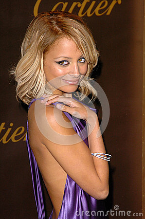 Nicole Richie Editorial Image