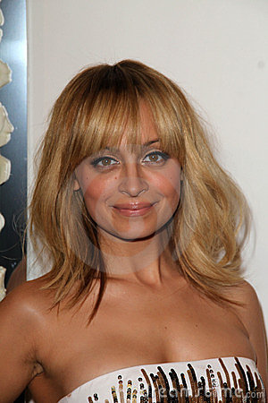Nicole Richie, Four Seasons Editorial Stock Image