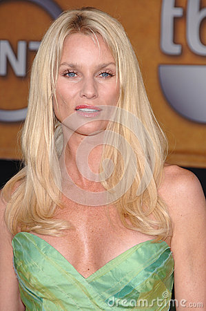 Nicollette Sheridan Editorial Image