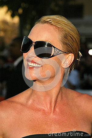 Nicollette Sheridan Editorial Stock Image