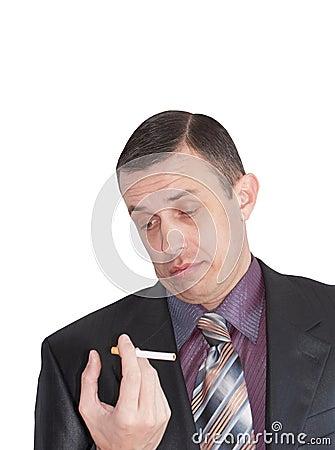 Nicotinic dependence