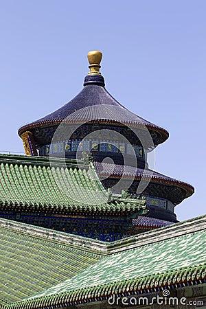 Niebiańska świątynia