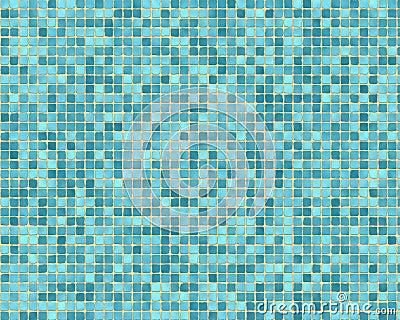 Niebieska tła ciężka płytka