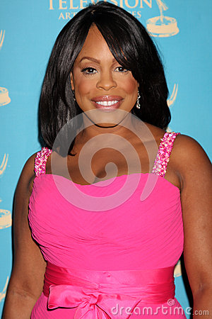Niecy Nash Editorial Photo