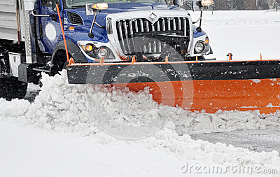 Śnieżny pług