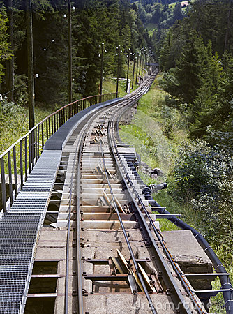 Niesen Funicular Way