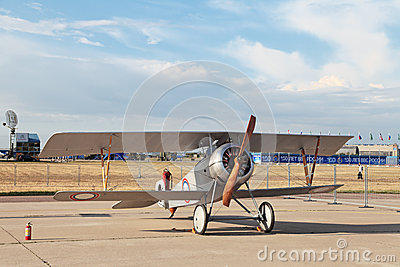 Nieuport-17 Editorial Image