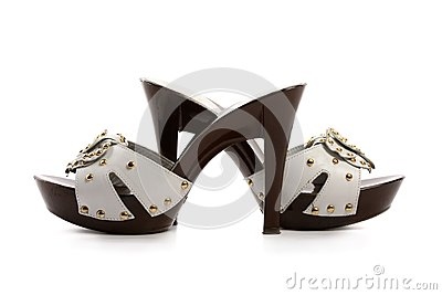 Nieuwe vrouwenschoenen