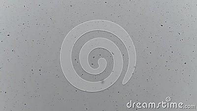 Nieve en fps de la cámara lenta 960 almacen de metraje de vídeo