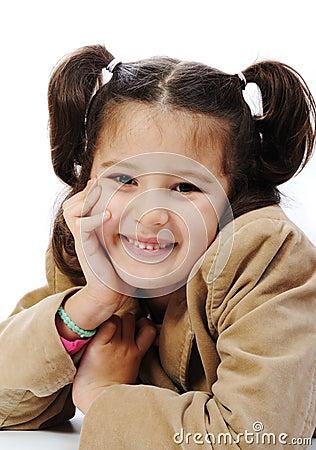 Niñez inocent hermosa