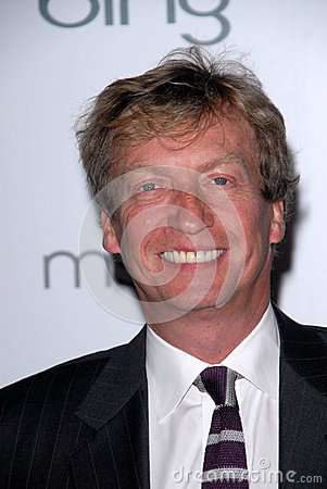 Nigel Lythgoe Editorial Stock Photo
