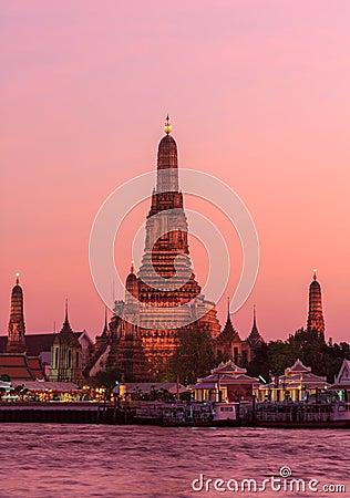 Night at Bangkok,Thailand