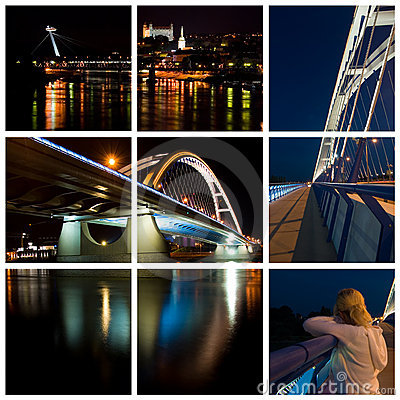 Free Night City Stock Photography - 3750252