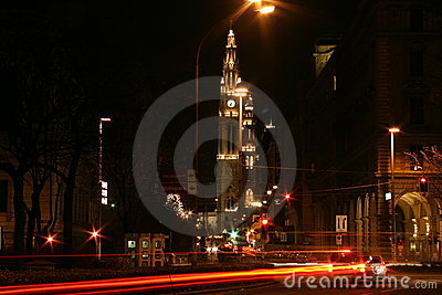 Night City Vienna