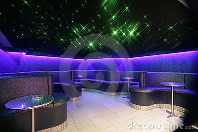 Night Club seating area