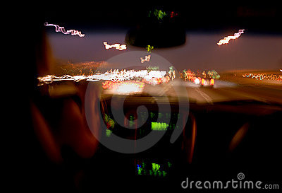Night driver.
