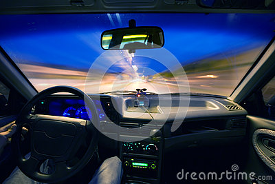young man driving a car at night interior of a car male models picture. Black Bedroom Furniture Sets. Home Design Ideas