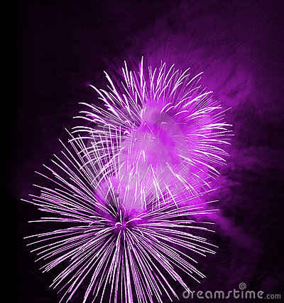 Free Night Firework Royalty Free Stock Photography - 6540617