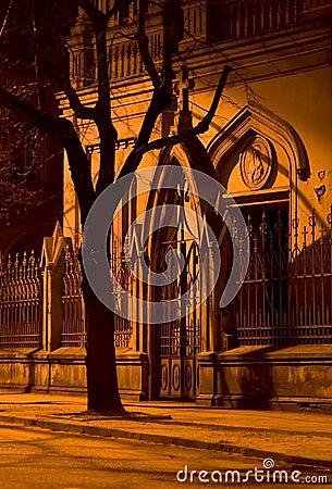 Night Gate.
