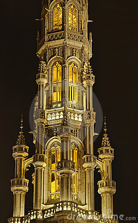 Night Grand Place