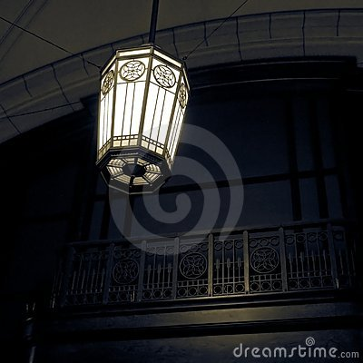 Free Night Lamp Stock Photography - 6874412