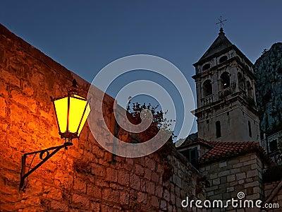 Night light and tower