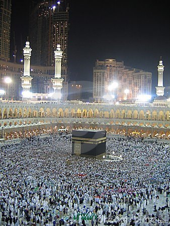 Night Mecca
