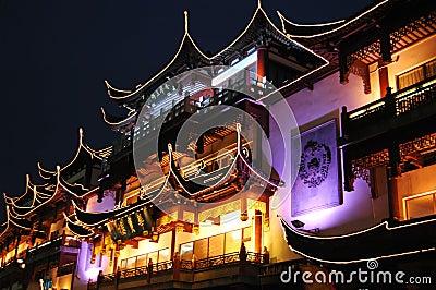 Night in Old Shanghai