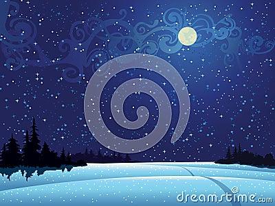 Night sky 02