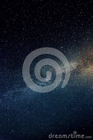 Free Night Sky Stars Royalty Free Stock Photography - 74120987