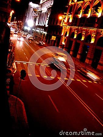 Free Night Street Stock Photos - 43843