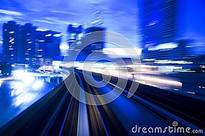 Night traffics