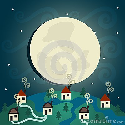 Night Village