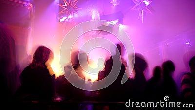 Nightclub Scene