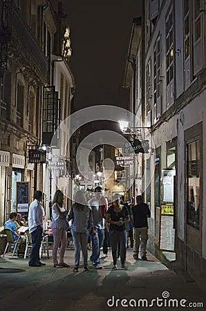 Nightlife Editorial Image