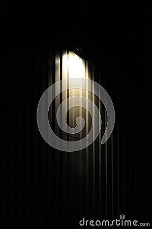 Nightly torch-light
