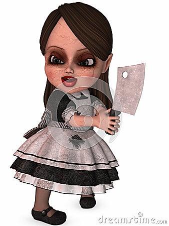Nightmare Girl