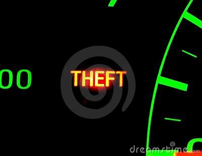 Nighttime Car Theft