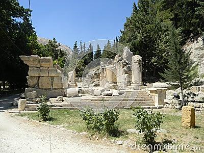 Niha Ruins, Lebanon