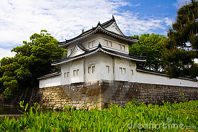 Nijo Castle, Kyoto, Japan