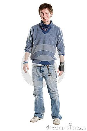 Boy Model Scotty