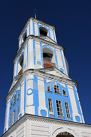 Nikitski Monastery tower