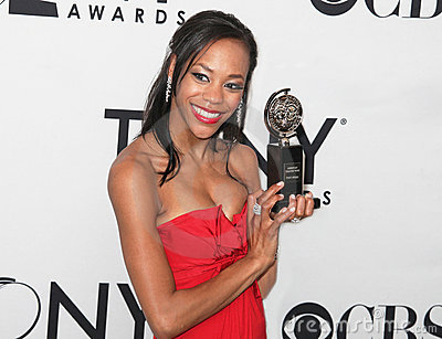 Nikki M. James, Tony Winner Editorial Stock Image